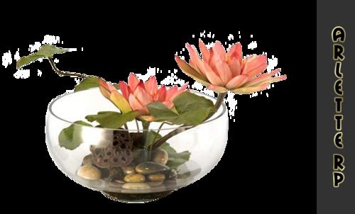 Tubs déco floral 1