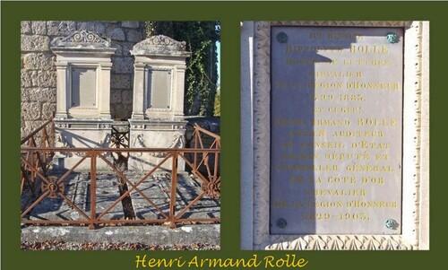 Au cimetière Saint Vorles...