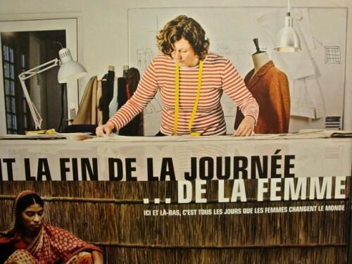 affiche journée de la femme 0
