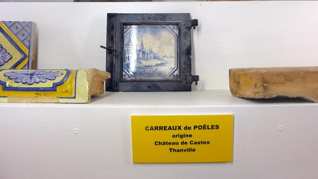 Maison du Val de Villé:la dépendance avec les expositions Fin!
