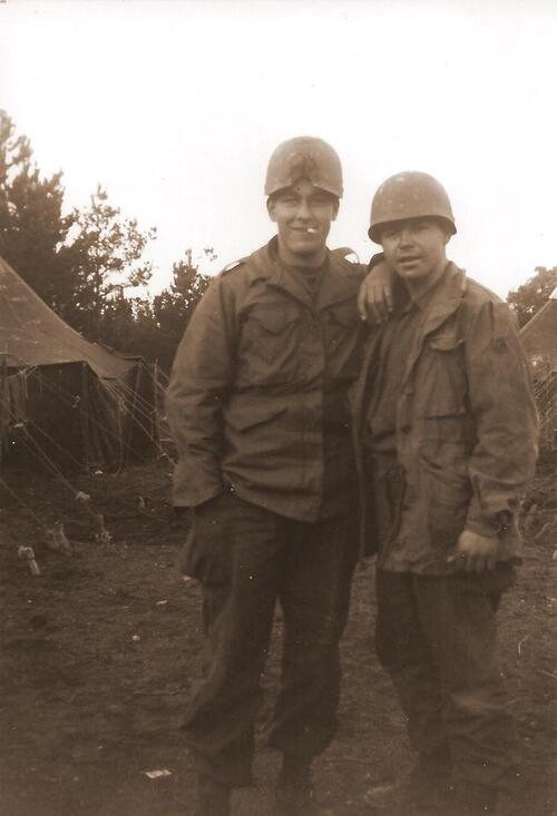After the Bulge - 193rd GIR