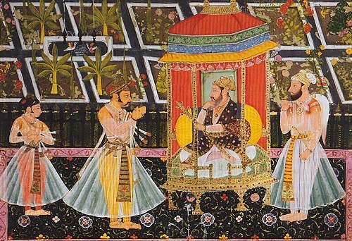 Patrimoine mondial de l'Unesco : Le Tadj Mahall - Inde - 1ere partie
