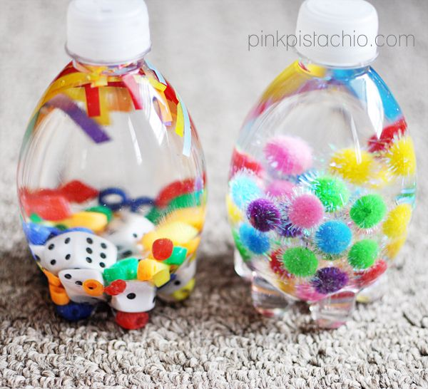 Turbo DIY: 10 jouets pour bebe, homemade. - Motherhood. OG05