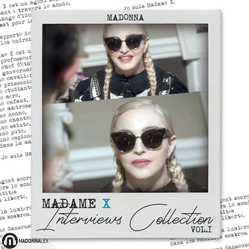 Madame X Interviews Collection Volume 1