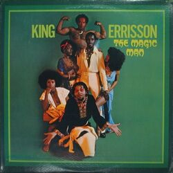 King Errisson - The Magic Man - Complete LP
