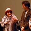 Agnès Varda et Mathieu Demy