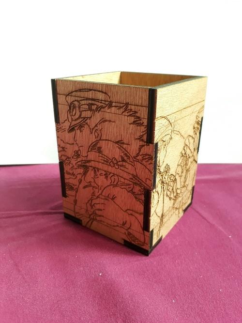 Pot à crayon Ghibli