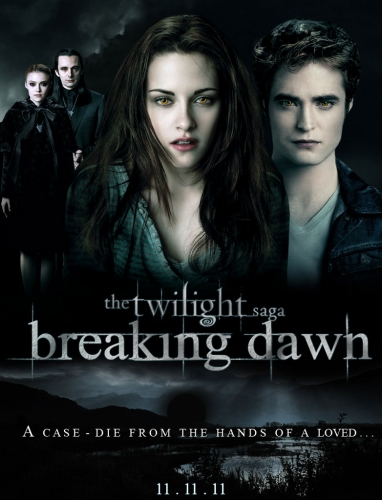 breaking dawn  affiches...