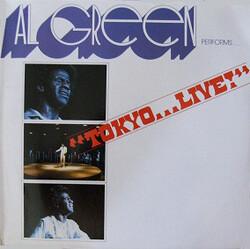 Al Green - Tokyo Live - Complete LP