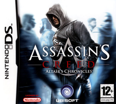 Assassin's Creed - Altair's Chronicles (EU)(M5)