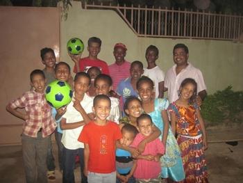 161 Ouaga Les enfants de Taboye