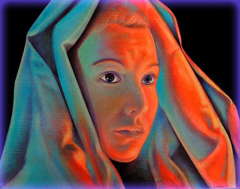 """Résultat de recherche d'images pour """"peinture abstraite acrylique vers le bleu"""""""