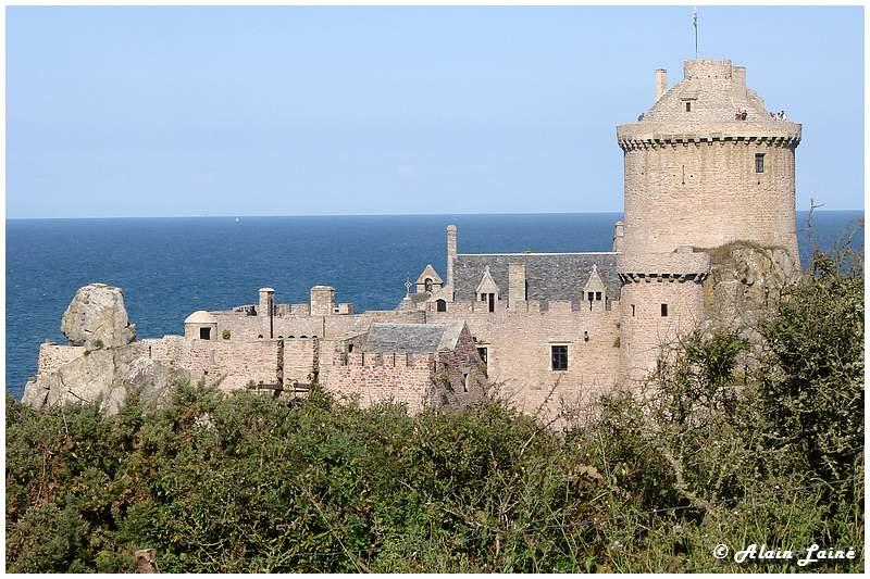 Fort La Latte - Bretagne nord