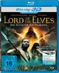 [Blu-ray 3D] Lord of the Elves (La Légende des Mondes)