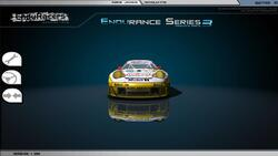 Team Alex Job Racing Porsche 996RSR 2004