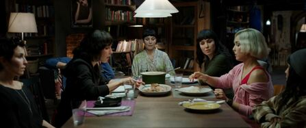 Seven Sisters : Photo Noomi Rapace