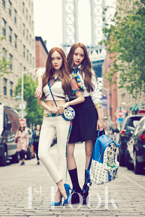 Jessica et Krystal pour 1st Look