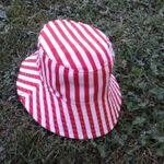 chapeau réversible