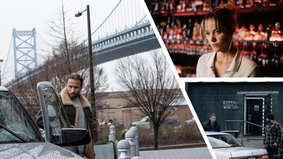 LE POLAR DE L'ANNÉE - Sons of Philadelphia de Jérémie Guez avec Matthias Schoenaerts arrive en DVD, BLU-RAY & VOD le 26 août 2021