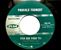 PASCALE FAUBERT part 1