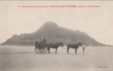 LES REMPARTS DE TOMBELAINE (Manche)