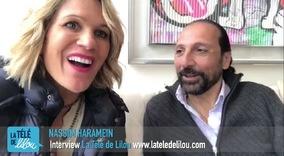 Nassim HARAMEIN : intimité + conférence
