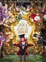 Alice de l'autre côté du miroir affiche