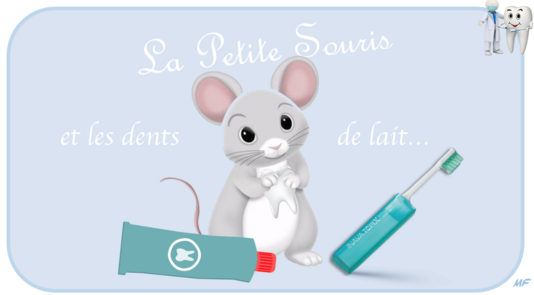 Dossier : la petite souris et les dents de lait