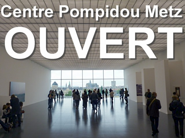 Centre Pompidou Metz MP13 1 - 00
