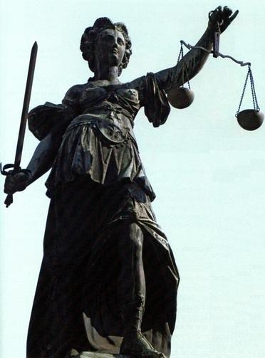 Le droit et la justice, au service de tous.