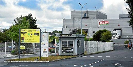 L'usine SCO Monique Ranou de Saint-Évarzec compte, ce mardi, 42 cas de Covid-19.