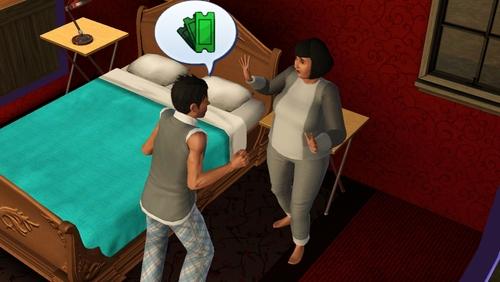 Le destin des Ganatie chapitre 21 : couple et séparation