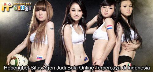 Hopengbet Situs Agen Judi Bola Online Terpercaya di Indonesia