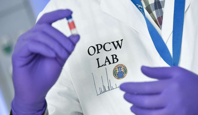Armes chimiques: Ce qui s'est passé à l'OIAC est si scandaleux que personne n'ose en parler