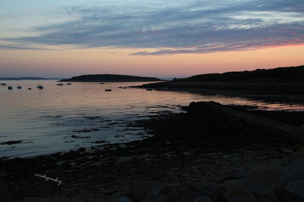 Crépuscule breton