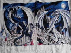 dragons et trouvailles en brocante