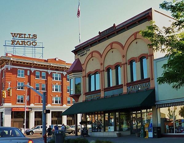 Jour 8 Logan Wells Fargo