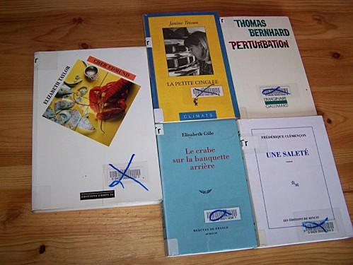 livres vide-grenier media