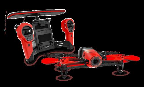 Drones controlados con tu móvil o tablet