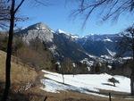 Montagne de  BELLAJOUX ( ss le col de coux)