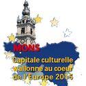 Louisette, MONS VILLE, Capitale Culturelle,2015