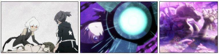 Animation Japonaise ❖ Black ★ Rock Shooter