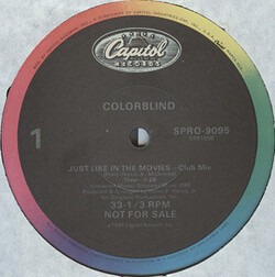 Colorblind - Just Like In The Movies