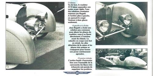 BUGATTI 57S Roadster 1937