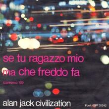 ALAN JACK CIVILIZATION (1969-1970)