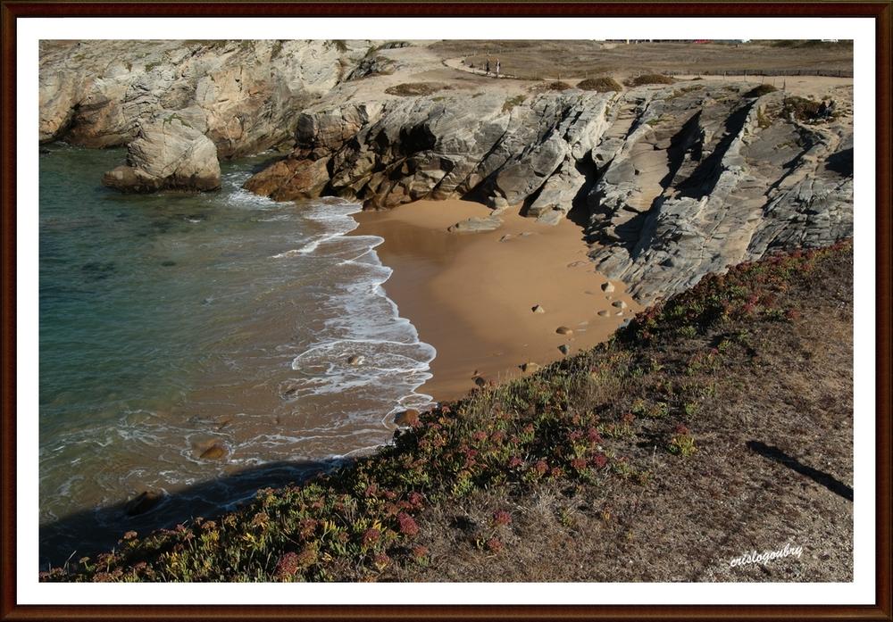 La côte sauvage Quiberon