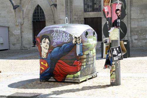Tag en Avignon