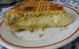 Gâteau Basque - Etxeko biskotxa