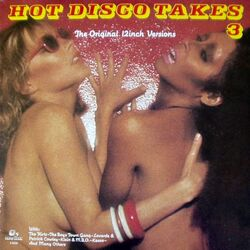 V.A. - Hot Disco Takes Vol.3 - Complete LP