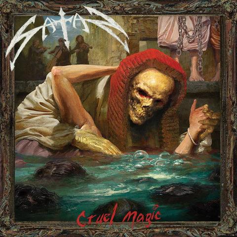 SATAN - Un nouvel extrait de l'album Cruel Magic dévoilé